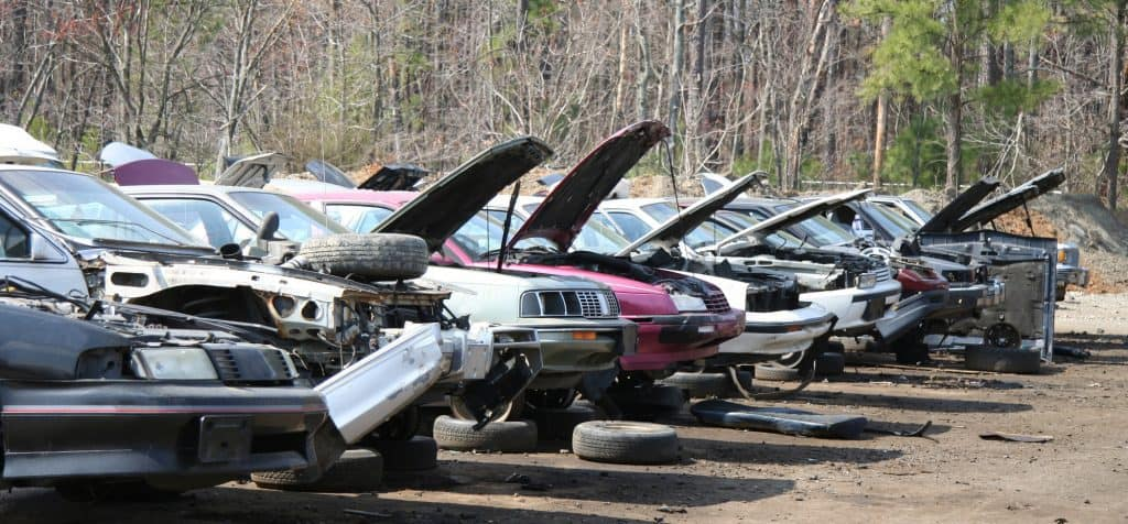 Everything You Need To Know About Auto Salvage • Cash Auto Salvage