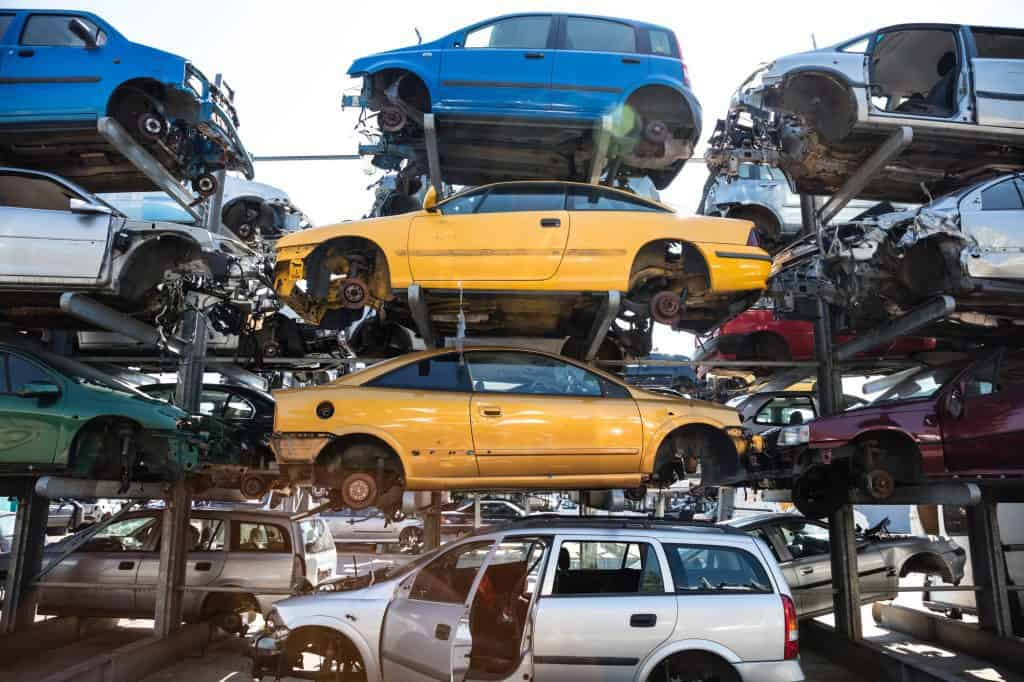 Car Scrap Value: What\'s Your Car\'s Value? Cash Auto Salvage