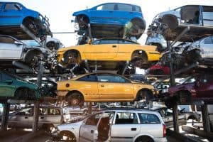 car scrap value