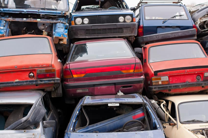 Selling 101: How Junk Cars Are Sold at Auctions • Cash Auto Salvage