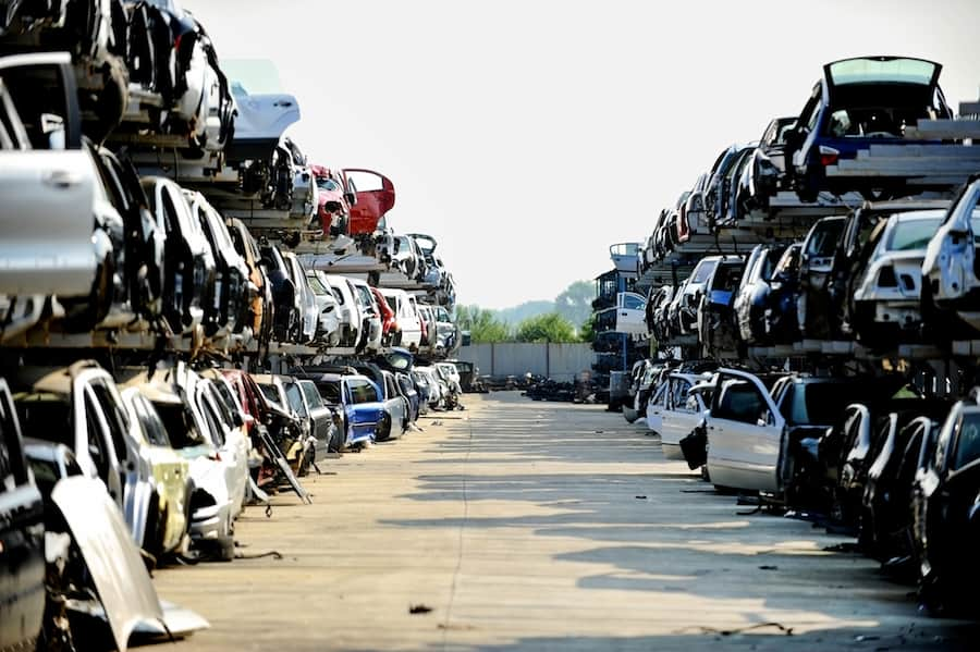 Junk Yards In Fort Worth Texas >> Junk Yards Near Me How To Sell Your Junk Car 9 Tips