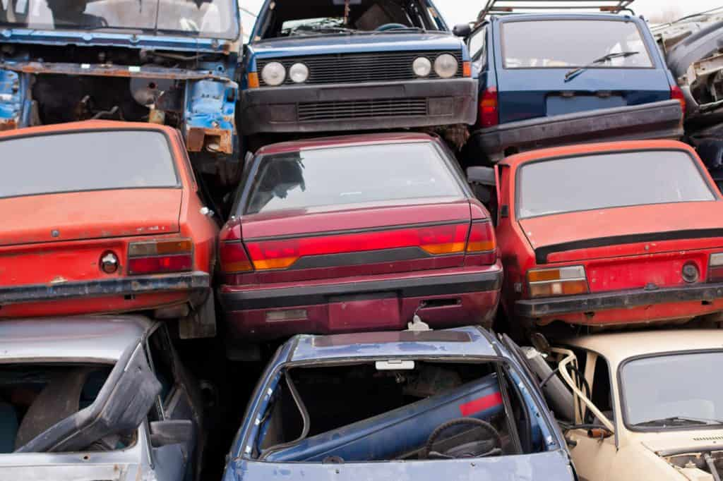 10 Things to Do Before You Junk Your Car • Cash Auto Salvage