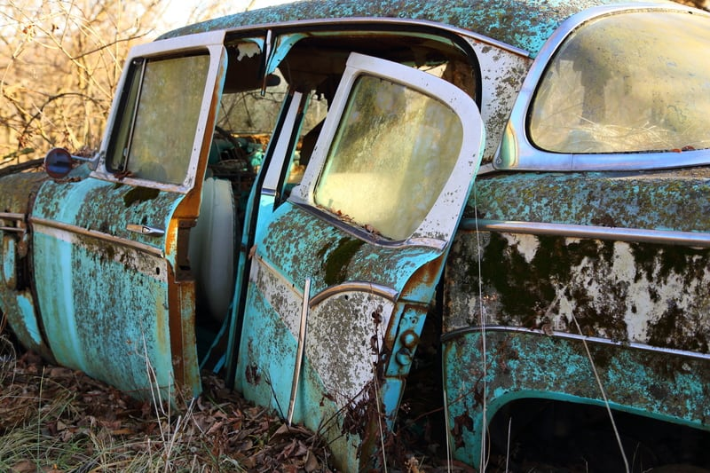 how junk car removal is good for the environment