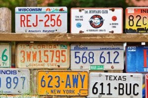 what to do with license plate after selling a car
