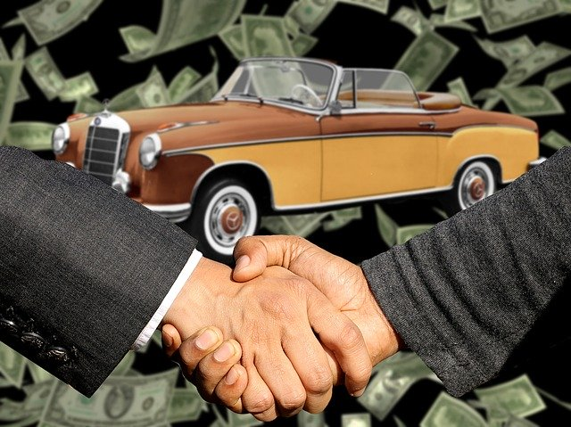 tips to negotiate price when selling a car