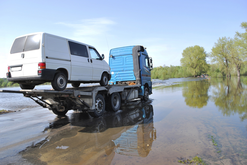 We Buy Flood Damaged Vehicles
