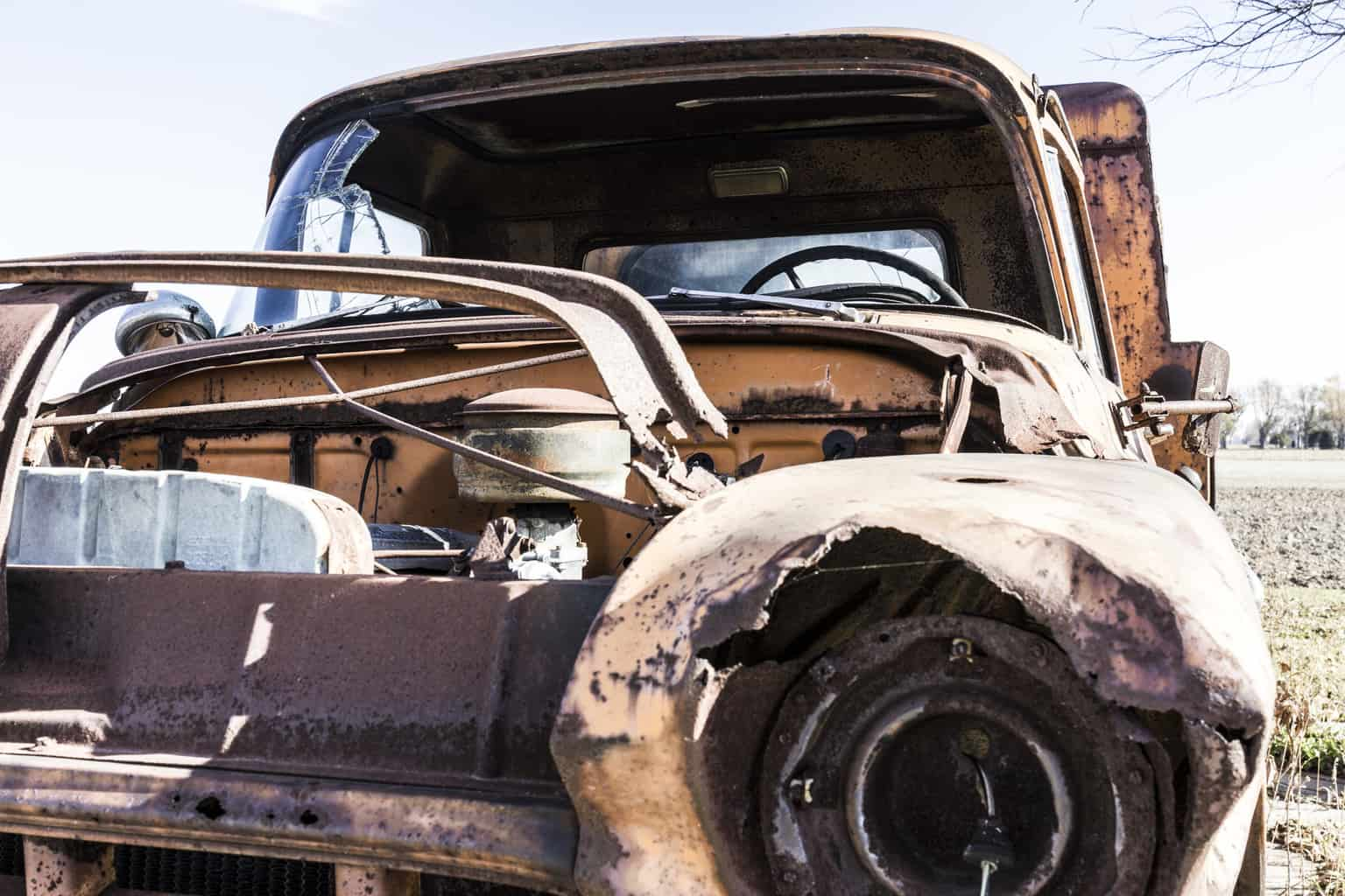 Tips for Selling Your Junk Car for Cash
